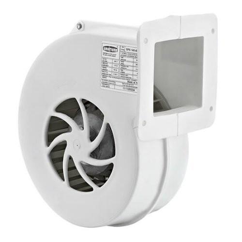 BPS 140-60 радиальный вентилятор (пластиковый корпус) BVN (Турция)