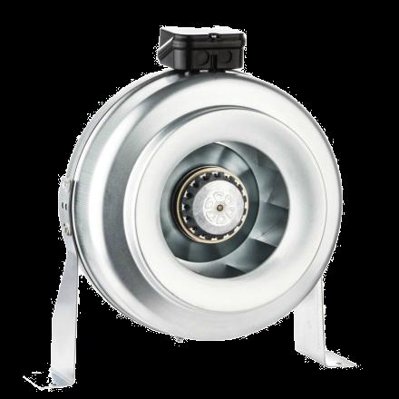 BDTX 200-B круглый канальный вентилятор BVN (Турция)