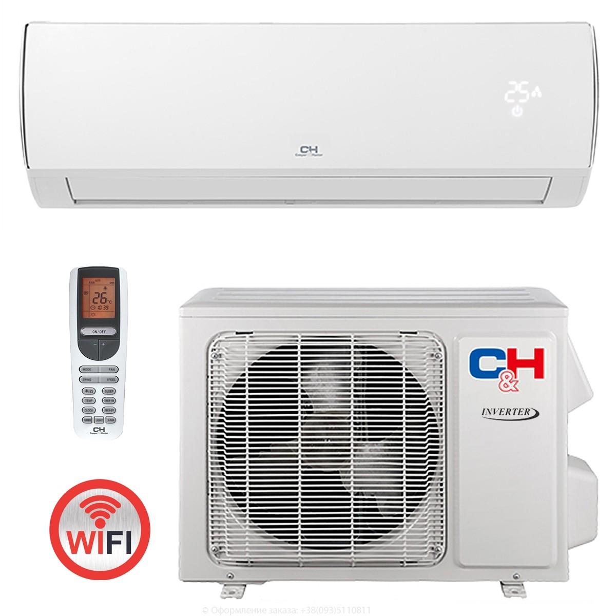 Кондиционер Cooper&Hunter CH-S18FTXQ Wi-Fi