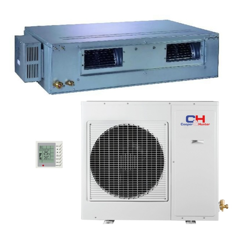 Канальный кондиционер Cooper&Hunter CH-ID09NK4/CH-IU09NK4