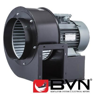 OBR 260 M-2K радиальный вентилятор BVN (Турция)
